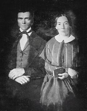 George Belcher Gaston and wife Maria Cum