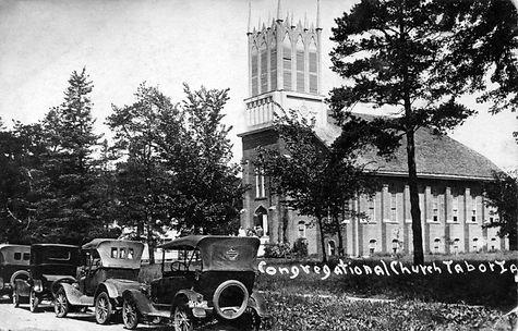 Congregational Church ca 1925 (1a-1a) wi