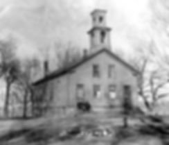 Tabor College Old Chapel (3a-1) ca 1905.