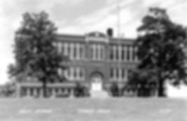 Tabor High School ca 1940 (1a-1).jpg