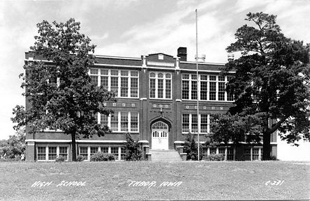 Tabor High School ca 1940 (1a-1).jpg
