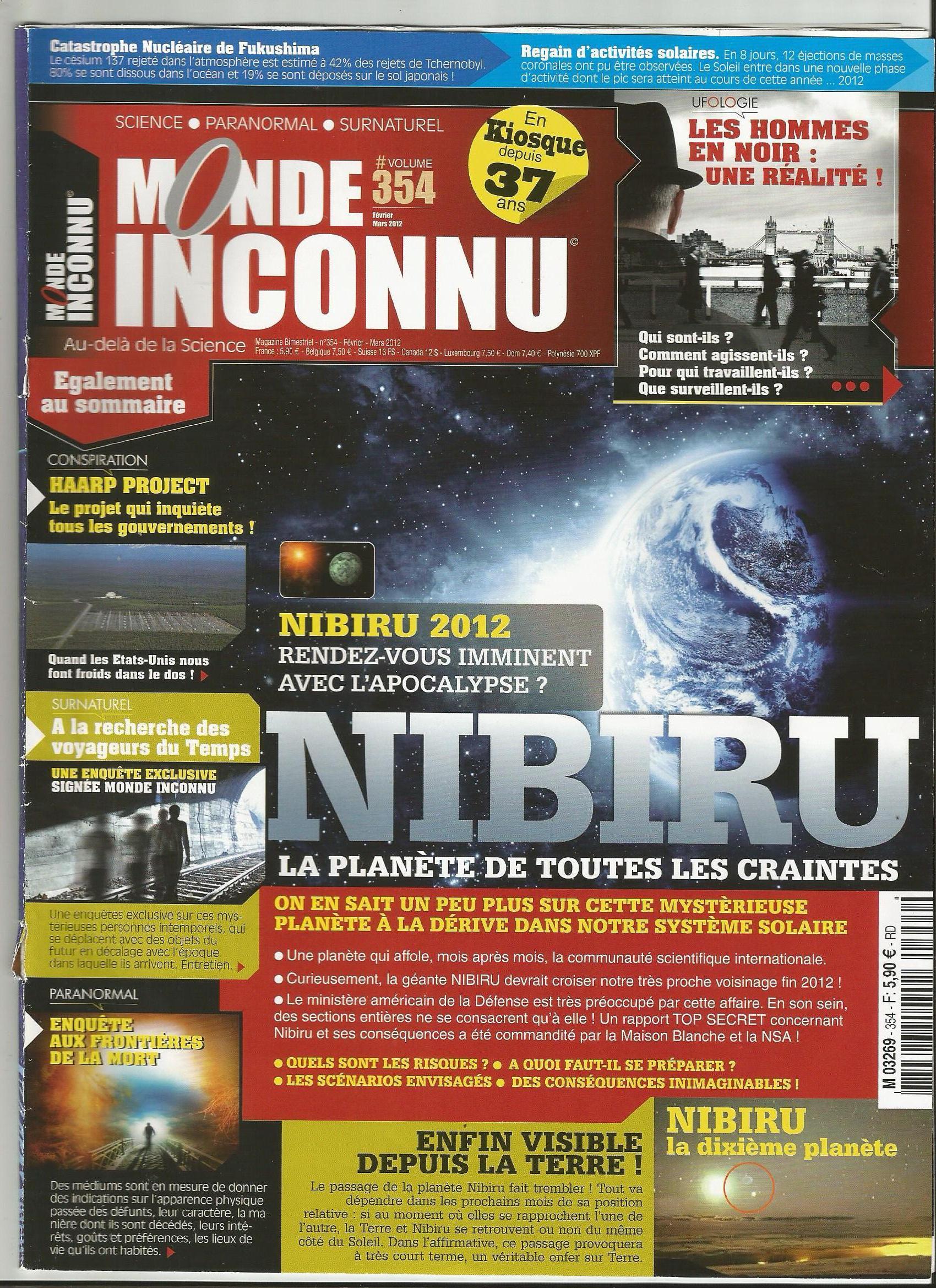 MONDE_INCONNU_N°354__FEVRIER-MARS_2012