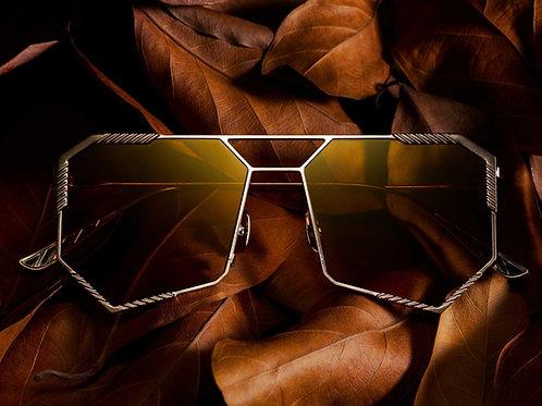 Abrumms JI118 (Gold - Topaz Brown)