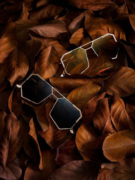 JIDA WATT eyewear , statement sunglasses