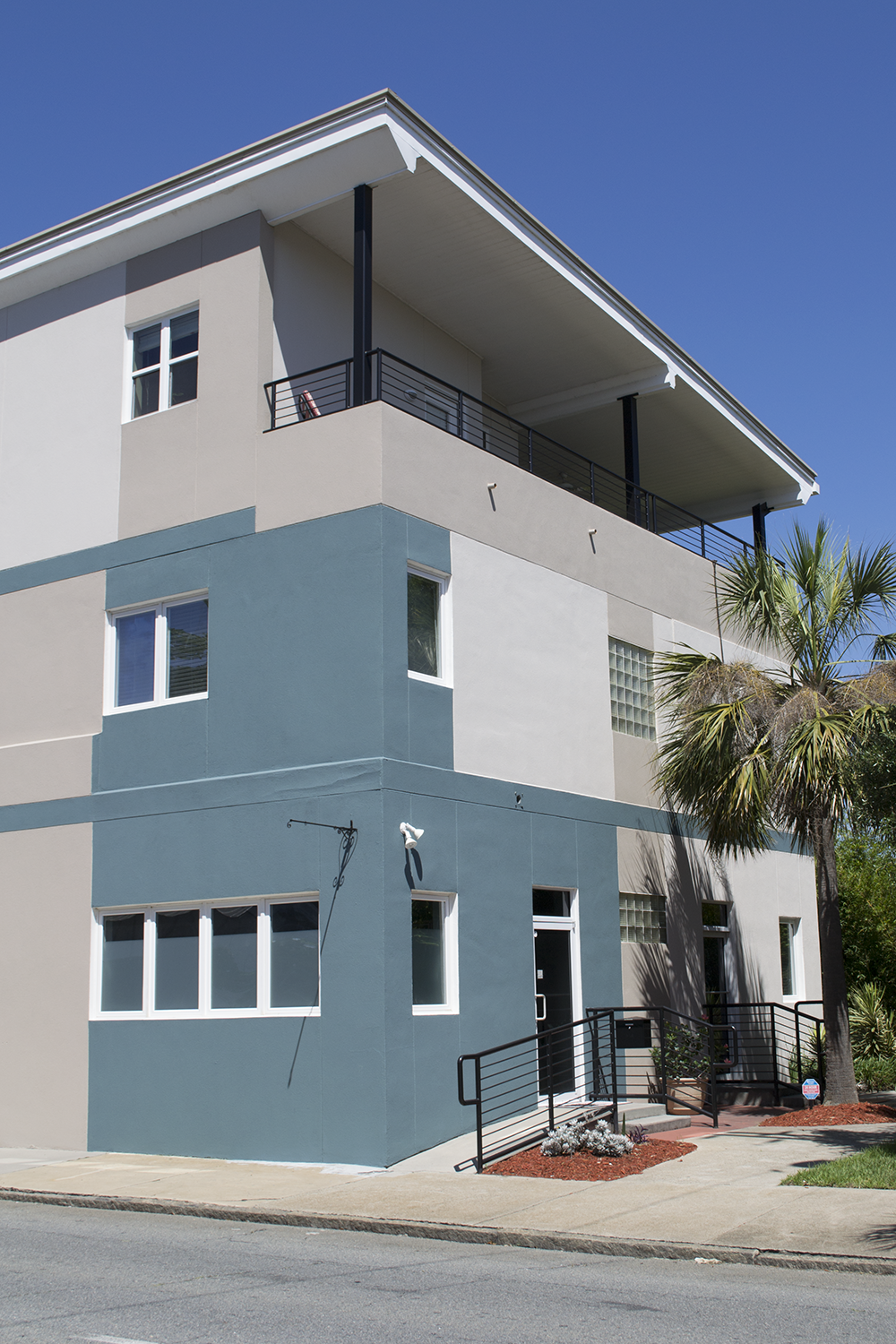 Business Exterior Painting