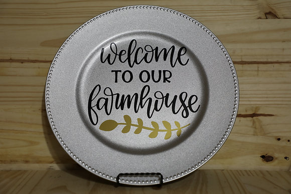 Welcome to our Farmhouse