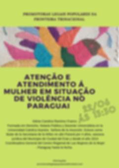 PROMOTORAS LEGAIS POPULARES DA FRONTEIRA
