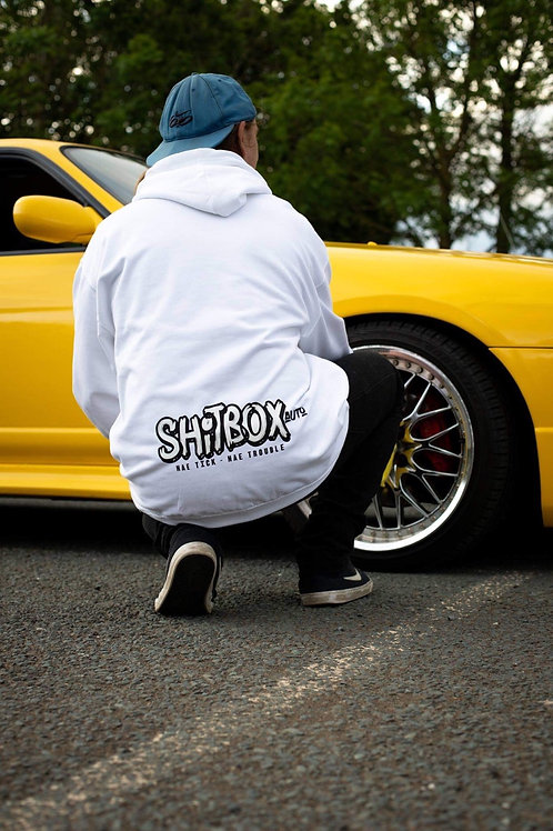 Sh;tbox Auto Pullover Hoody