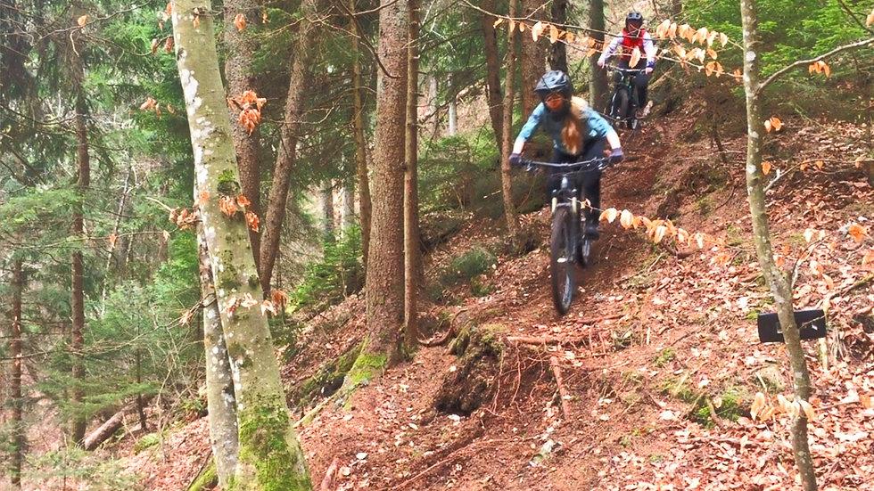 Session Bike park Villards de Lans