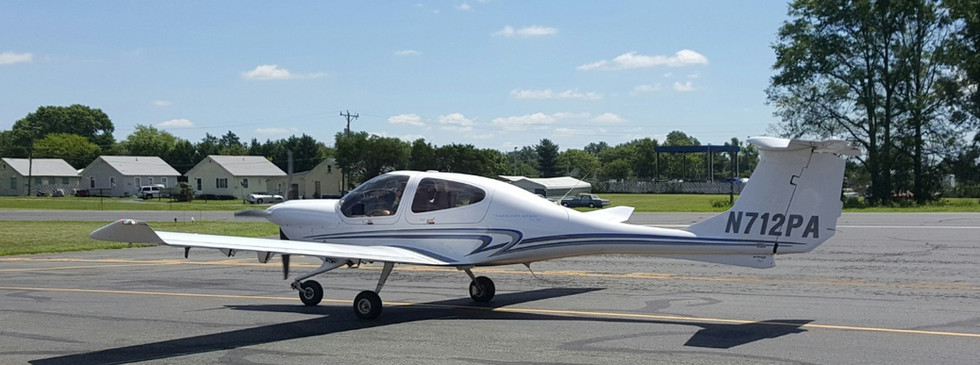 Diamond DA-40XLS N712PA - $164/Hour