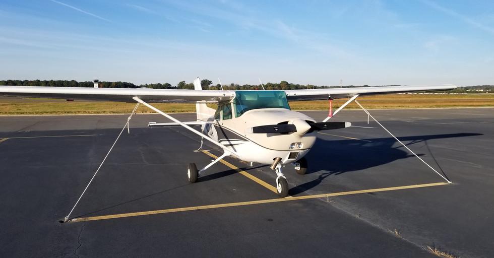 Cessna 172 N48JA - $145/Hour