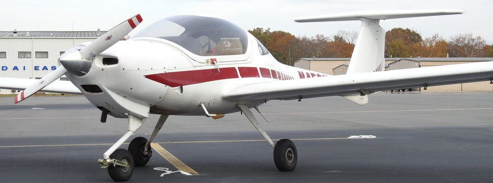 Diamond DA-20 N458MA - $119/Hour