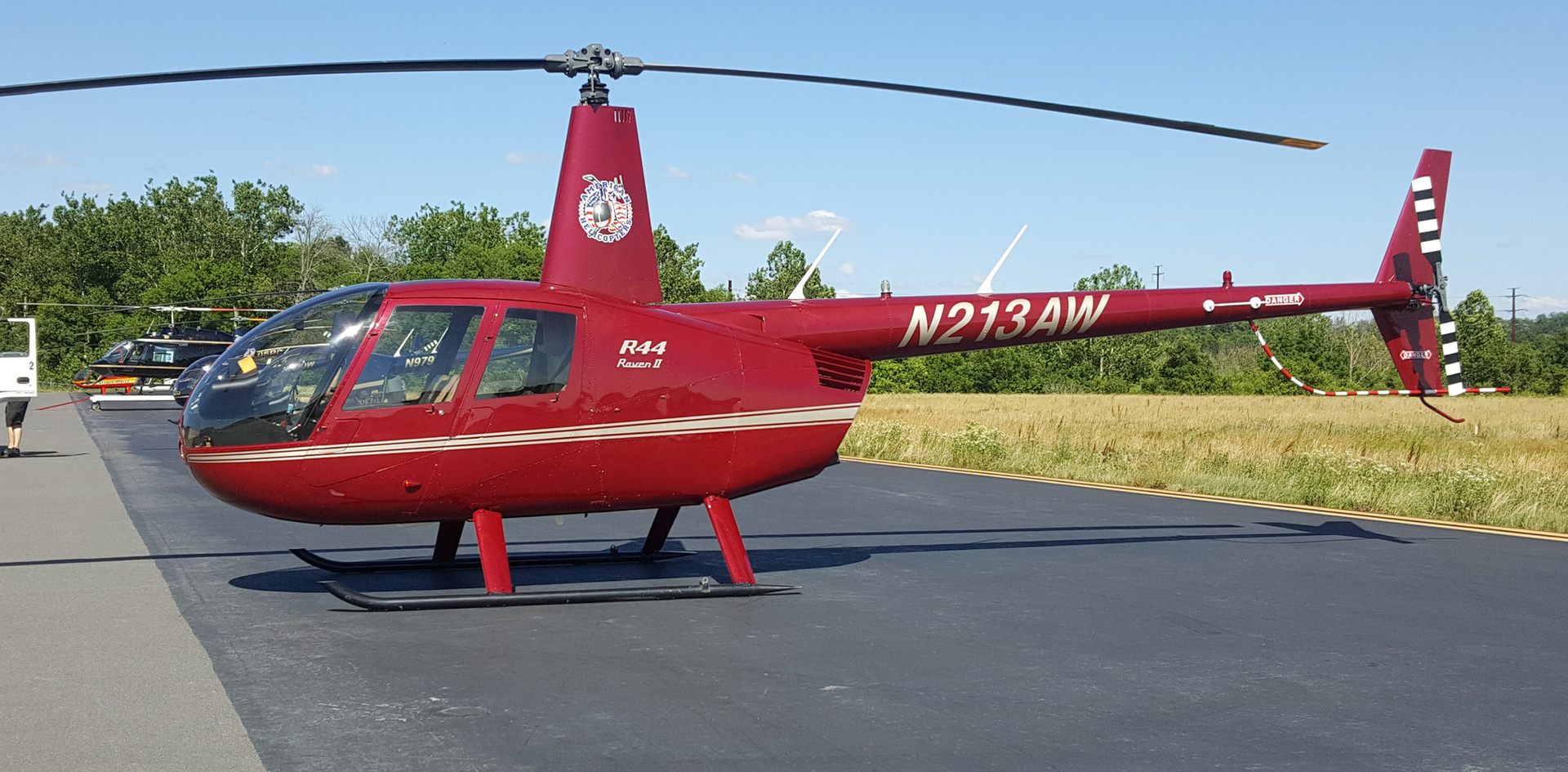 Robinson R-44 Raven II - $495/Hour