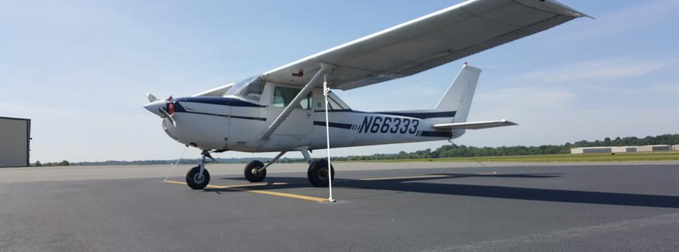 Cessna 150 N66333 - $90/Hour