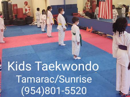 Sunrise Kids Martial Arts - Universal Titan Taekwondo Tamarac/Sunrise/Lauderhill