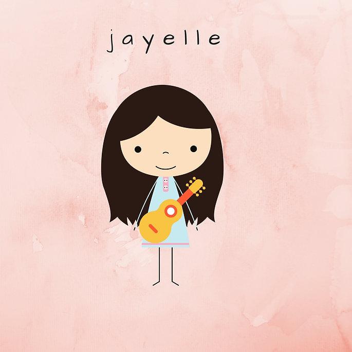 Singer/Songwriter Jayelle -  Music.  Love.  Fun.