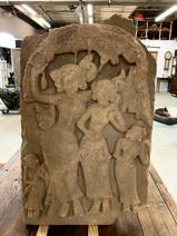 2nd large sandstone panel