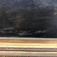 Ernest Baker signature