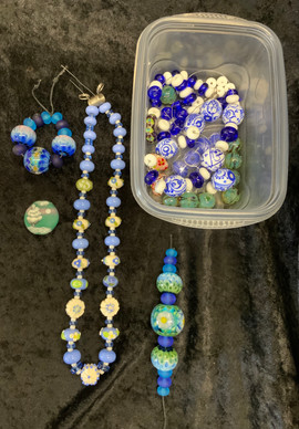 An awesome selection of lampwork!.jpeg