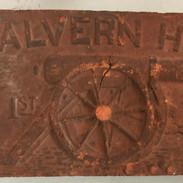Rare Malvern Hill Civil War Comm brick
