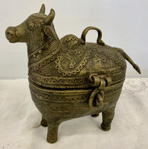 Bronze Container