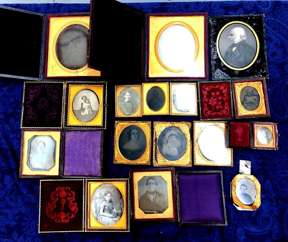 Daguerreotype Collection