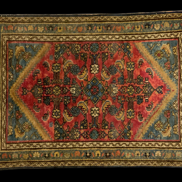 We'll have some great antique rugs