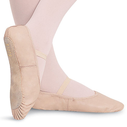 Bloch Dansoft Full Sole Leather Ballet Shoe