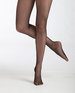 DANSKIN Professional Fishnet Tights