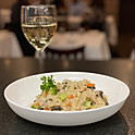 Mushroom & Vegetable Risotto