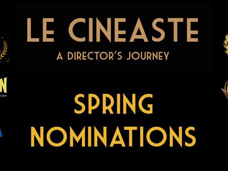Spring Nominations