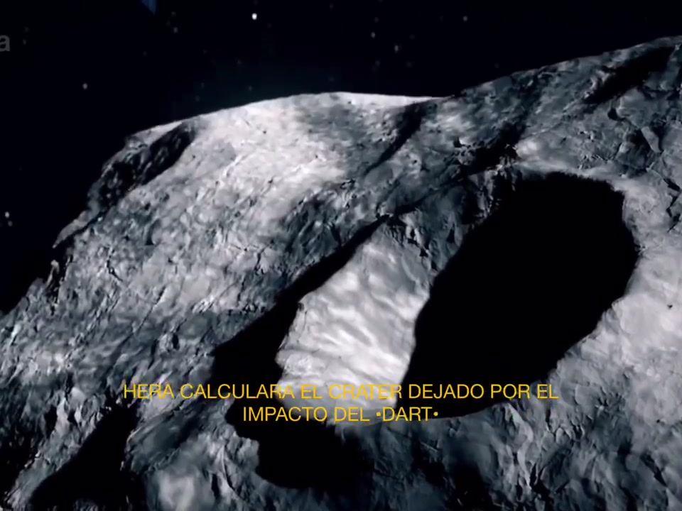 2019 📲 Brian May  describe la misión de desviación de asteroides. HERA. 🎥 #CIencia #Jovenes  Mira el clip en español aquí 👇🏼 El profesor Brian, nos cuenta todo sobre una misión ambiciosa para salvar a la humanidad de los asteroides🛰  Brian May, astro