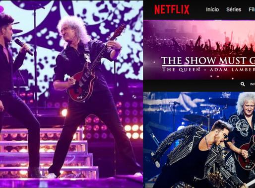 El documental con la historia de Queen + Adam Lambert llega a Netflix