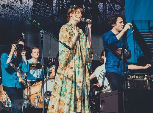 REGRESA FLORENCE + THE MACHINE ! ?