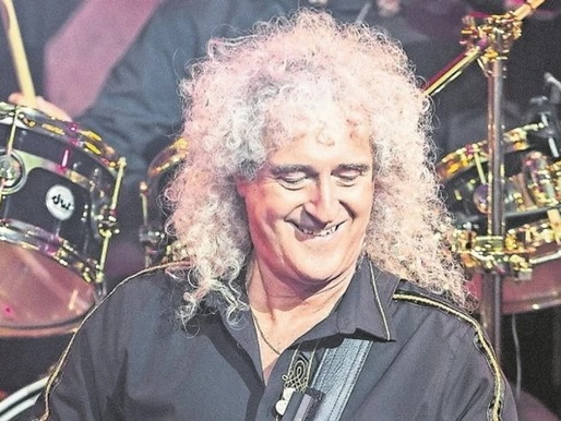 Brian May Enseña a tocar el solo de Bohemian Rhapsody.