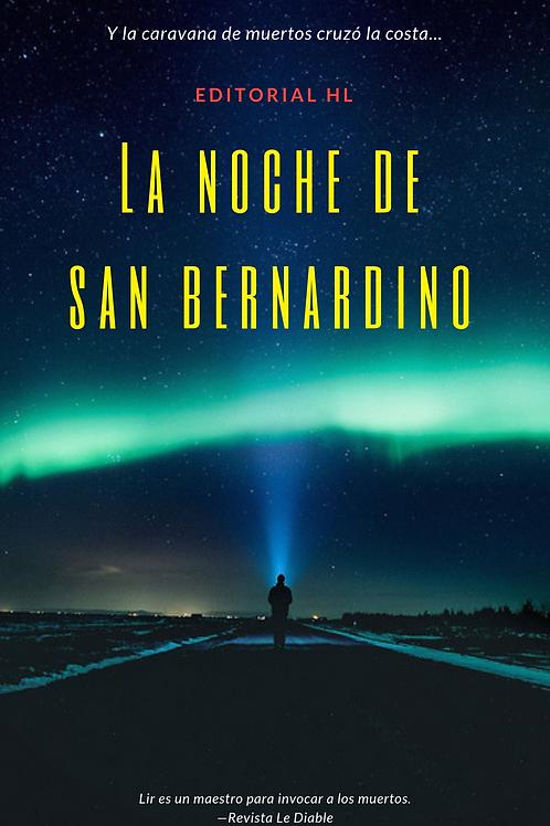 """Narración Noruega """"La noche de San Bernardino"""""""""""