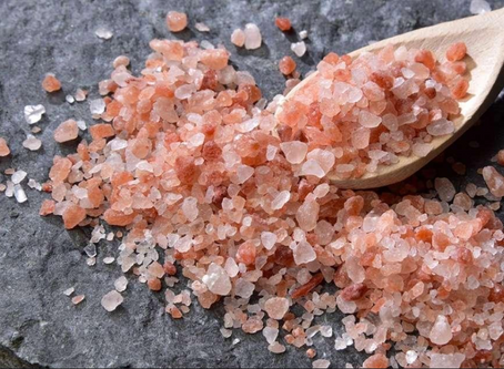 All You Need to Know about Organic Himalayan Rock Salt…