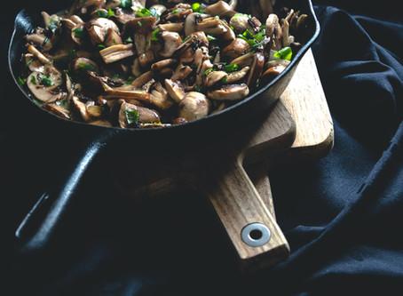Easy Mushroom Teriyaki Sauce // Recipe of the Week