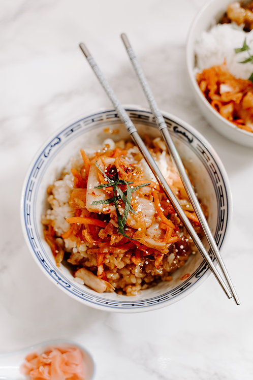 Sinae's Mom's Kimchi