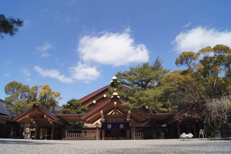 松川興業所実績熱田神宮 (3)