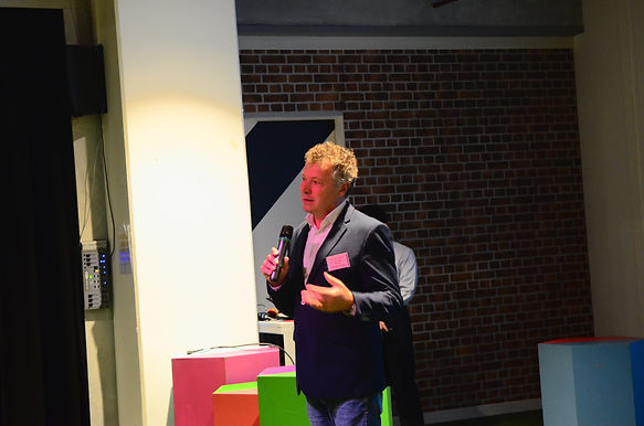 2018 Taiwan Business Day 台灣商機日@JIM, Utrecht