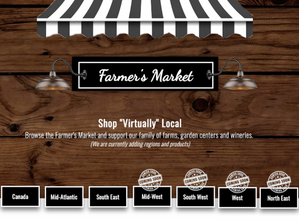 Our Farmers Market is OPEN for Business... (Virtually)