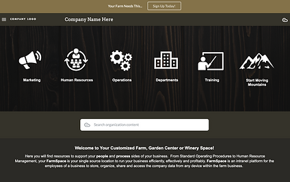 ShareSpace Intranet Sites