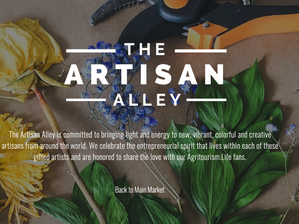 The Artisan Alley...