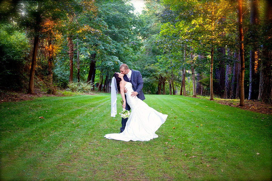 Ashley & Garrett's Empire Mine Wedding