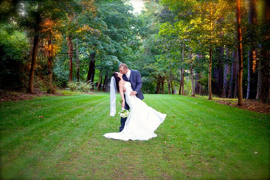 Ashley & Garrett's Empire Mine Wedding