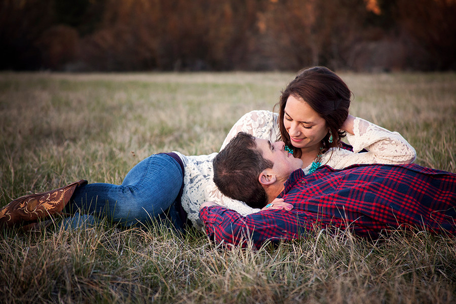 Paige & Nick's Fly Fishing Engagement Session | 2015