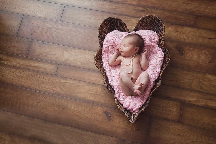 Ella Lucille | Newborn 2015