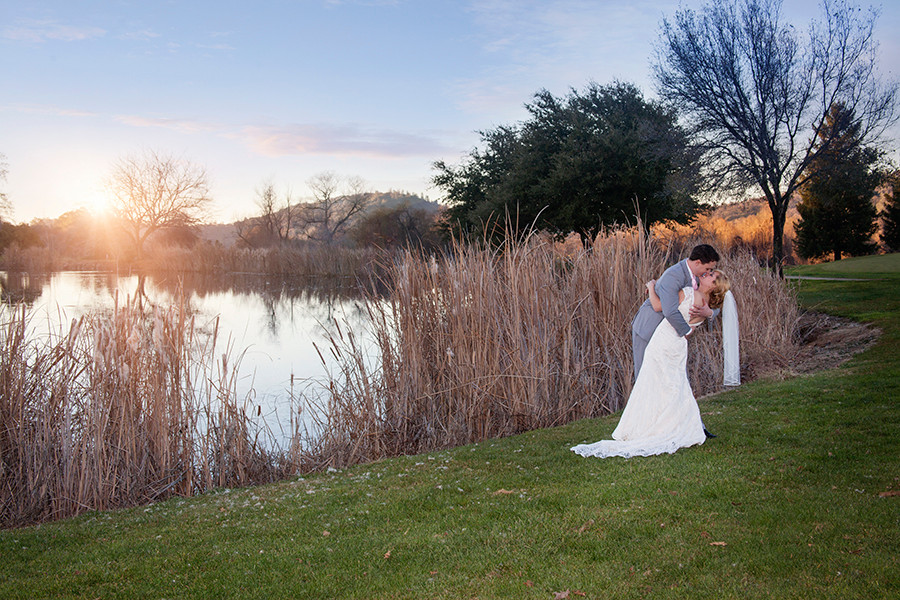 Zac & Lindsey's Gorgeous Auburn Valley Wedding