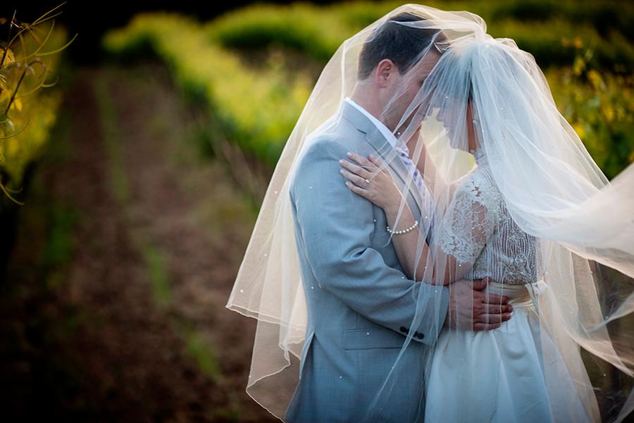 Becky & Mike's Amador Wedding